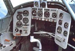 AG6 cockpit