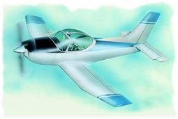 IAR 501 Aerobic Aircraft